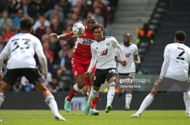 Fulham 1-1 Middlesbrough: Dominant Fulham held by Boro