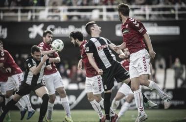 Fotografía: FC Cartagena (Andy Céspedes)