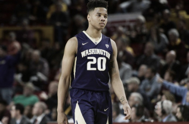 The Huskies missed out on March Madness but this shouldn't concern Fultz. Photo: USA TODAY Sports