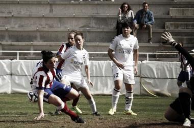 Fútbol base: valioso punto de las chicas del Funda en Zubieta