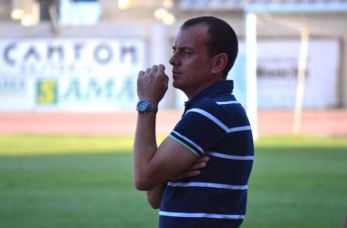 Alberto González: ''Vamos con la ilusión de sacar algo en Melilla''