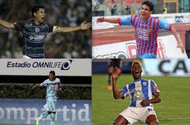 América busca reforzarse con alguno/s de estos cuatro jugadores