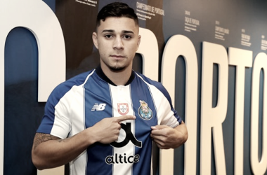 João Pedro, primer fichaje del FC Porto