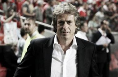 """Jorge Jesus: """"Jogamos melhor que a Juventus em ambos os duelos"""""""