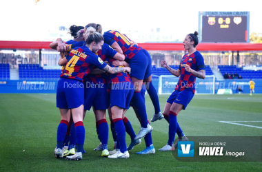 Barcelona Femeni crowned Primera Iberdrola champions after season finalised
