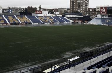 El UCAM Murcia - Levante, aplazado