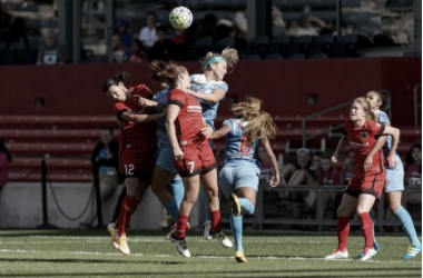 Chicago Red Stars trying for a turn-around against Washington Spirit | Chicago Red Stars website