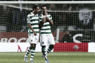 Gelson Martins e Matheus Pereira foram perdendo espaço (Fonte: ojogo.pt)