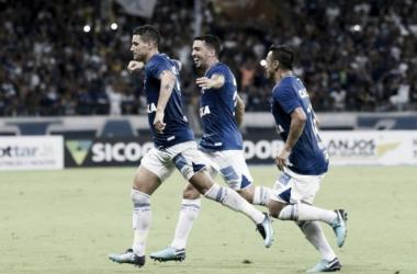 Thiago Neves é tido como titular absoluto do Cruzeiro (Foto:Washington Alves/Light Press/Cruzeiro)