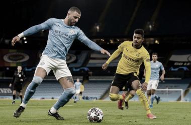 Gols e melhores momentos de Borussia Dortmund x Manchester City (1-2)