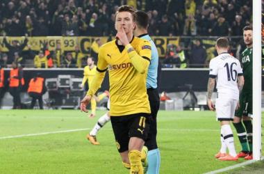 Europa League : Dortmund surclasse Tottenham (3-0) et prend une option sur la qualification