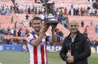 El Atlético de Madrid deja buenas sensaciones en San Francisco