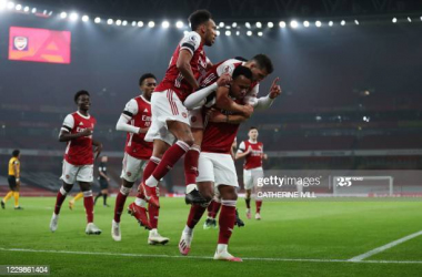 Arsenal's November Player of the Month contenders
