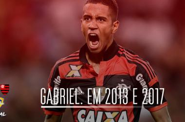 Único remanescente do título da Copa do Brasil em 2013, Gabriel vive momento crucial no Flamengo