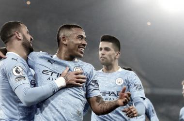 Divulgação/Manchester City