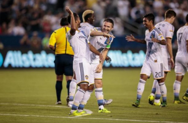 Image via L.A. Galaxy Official Twitter