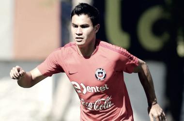 El quinto refuerzo para Vélez llegó desde Chile