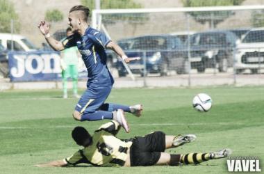 Fotos e imágenes del Getafe B 0-2 Portugalete. Jornada 5, Segunda División B, grupo II