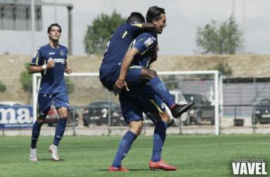 Fotos e imágenes del Getafe B 3-1 Barakaldo. Jornada 3, Segunda División B, grupo II