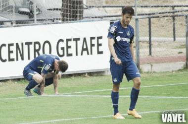 Fotos e imágenes del Getafe B 0-1 CD Ebro. Jornada 9, Segunda División B grupo II