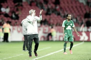 """Odair Hellmann destaca importância da vitória: """"Para restabelecer confiança"""""""