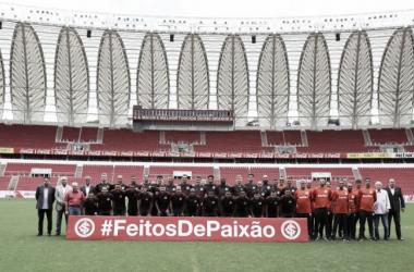 Foto: Ricardo Duarte / S. C. Internacional