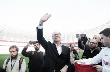 Relembre última passagem de Paulo Roberto Falcão no Internacional