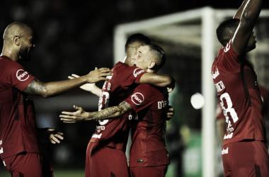 Em partida disputada, Internacional vence Cianorte-PR e avança na Copa do Brasil
