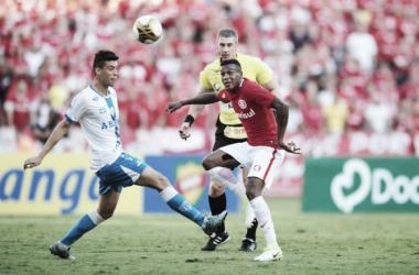 Resultado Novo Hamburgo x Internacional pelo Campeonato Gaúcho 2018 (0-3)