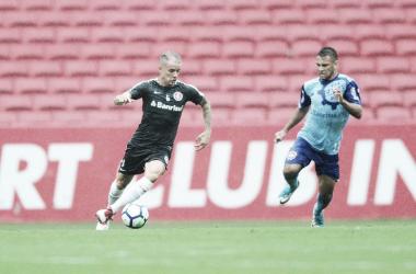Internacional não sai do zero com Caxias em jogo-treino realizado no Beira-Rio