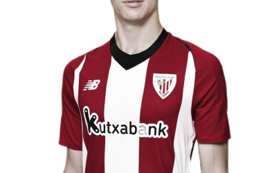 Sancet, la nueva perla de Lezama. Foto: Athletic Club