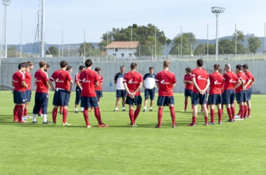 El Bilbao Athletic promete otra gran temporada