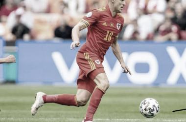 Gales - Dinamarca: puntuaciones de Gales en los octavos de final de la Euro 2020