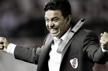 Gallardo, el técnico más ganador a nivel internacional en la historia de River (Foto: DYN)