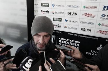 """Méndez: """"Queremos ser un equipo competitivo"""""""