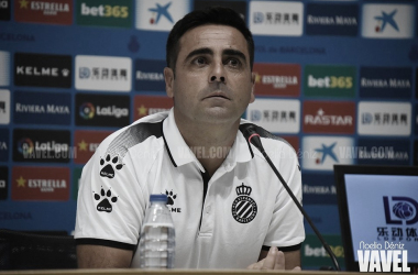 """David Gallego: """"El equipo está muy mentalizado"""""""
