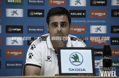 """Gallego: """"Si ha sido más fácil o más difícil también ha sido debido a nuestro juego"""""""