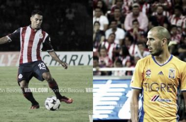 Ambos futbolistas son fundamentales en el esquema de sus técnicos   Foto: VAVEL México / Edición: Enrique Ortega