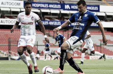 Sonorenses y queretanos en busca de tres puntos vitales/ Foto: Club Querétaro