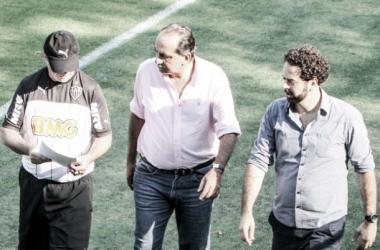 Galo tem importante jogo no meio da semana, diante do Flamengo (Foto: Reprodução/Atlético-MG)