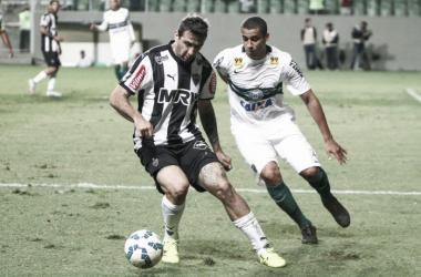 No Independência, Atlético-MG e Coritiba medem forças por objetivos diferentes