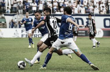 Com Robinho em campo, Atlético-MG sofre revés pelo placar mínimo contra URT