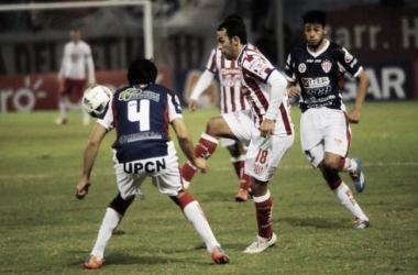 Unión 1(4)-(3)1 Atlético Paraná: Puntuaciones del ´Tatengue´