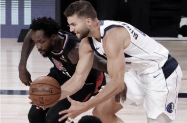 Crónica NBA: Los Clippers se llevan el primero con polémica