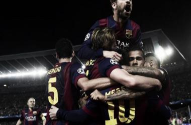 Messi foi, mais uma vez, herói em Barcelona.