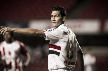 """São Paulo diz """"não"""" à proposta de 8 milhões de euros do Sevilla por Ganso"""