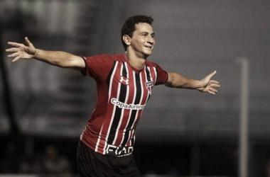 Tricolor irá renovar seu vínculo com Ganso (Foto: Reprodução /Rubens Chiri / saopaulofc.net)