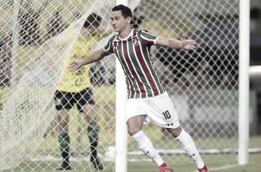 (Foto: Lucas Merçom / Fluminense FC)