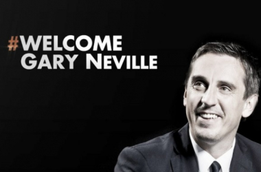 Valência: Gary Neville é o sucessor de Nuno Espírito Santo