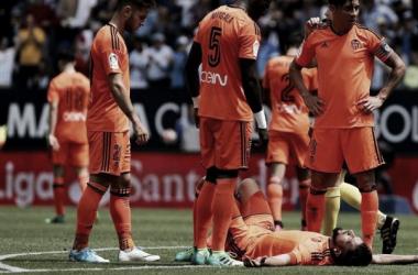 Garay sigue aquejado por las lesiones | Foto: Archivo